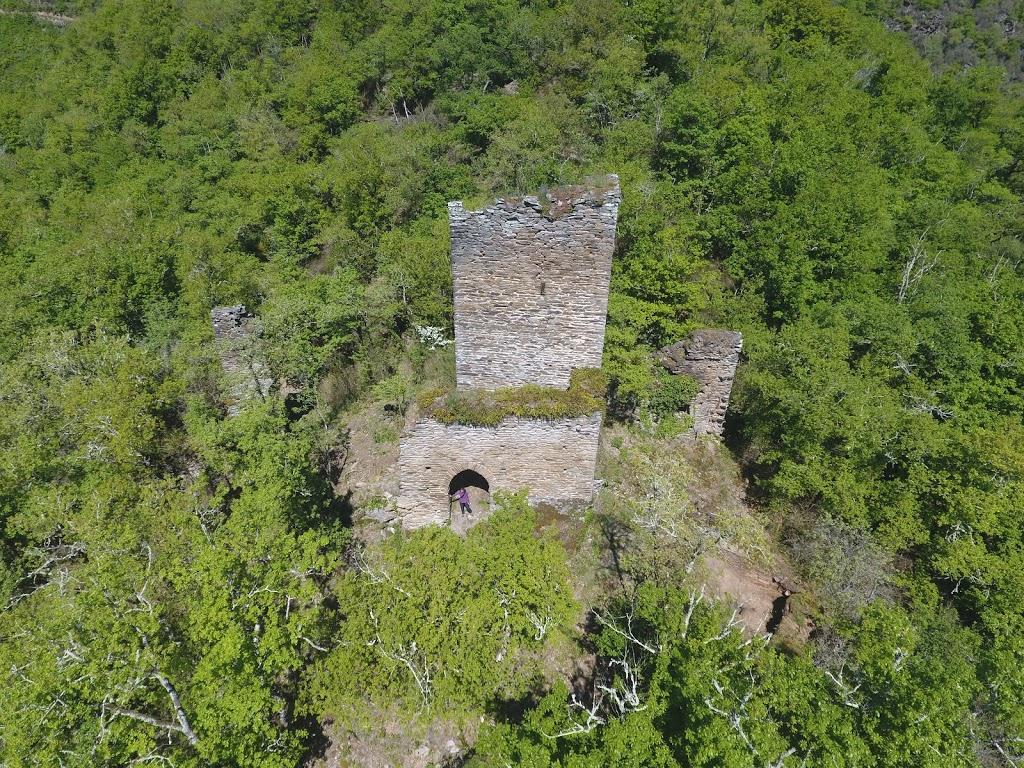Labastide des Vassals à Saint-Grégoire : un lieu qui vaut le détour