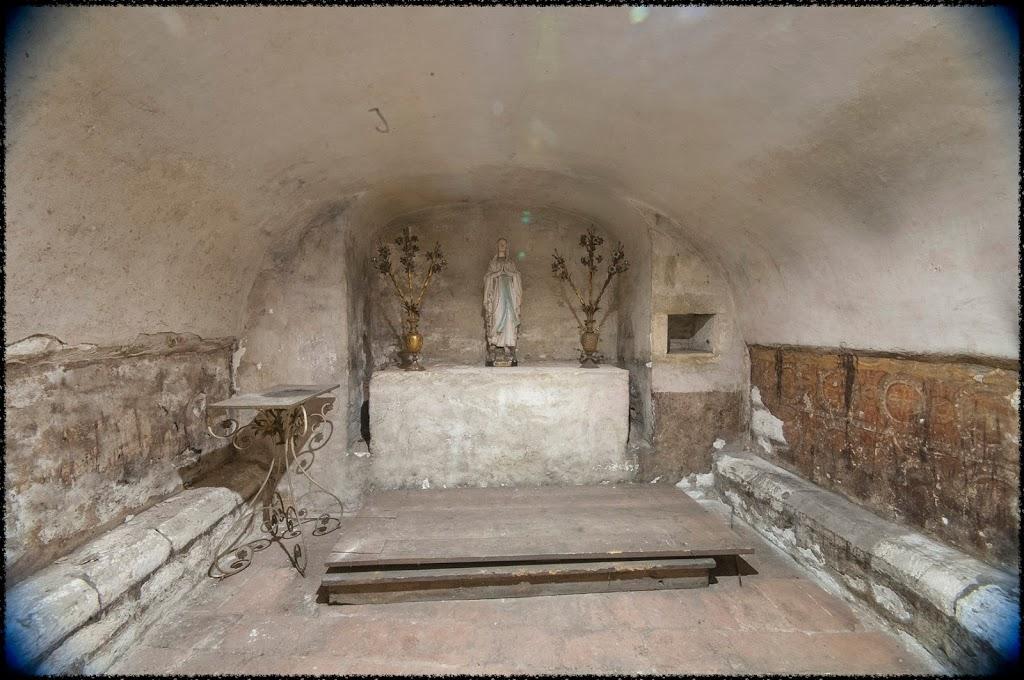 De moins en moins mystérieuse: la crypte de l'église Saint-Salvi